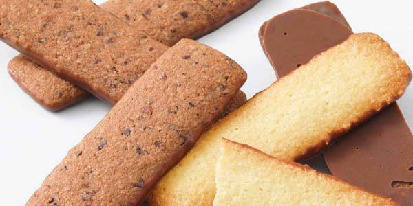 退職時に渡せる「安い&大人数向けのお菓子」:ROYCE(ロイズ)のバトンクッキー