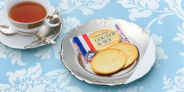 退職するときに渡すお菓子の定番ブランド「ガトーフェスタハラダのグーテ・デ・ロワ」