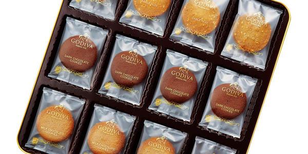 退職時におすすめの定番お菓子「ゴディバ(GODIVA)のクッキーアソートメント」